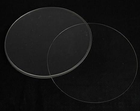 Cristal de borosilicato (Pyrex) redondo/circular 170 mm para ...
