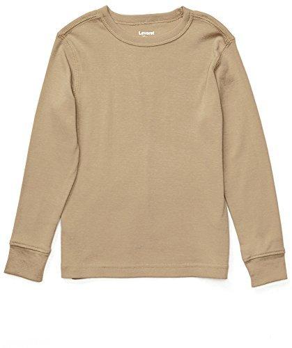 Beige Cotton Shirt - 4