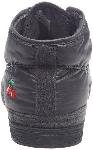 03 femme Baskets des Doudoune Gris mode Le Temps Cerises Basic 7xqwnPCCI