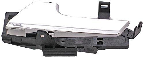 Interior Chrome Drivers Door Handle (Dorman 81850 Chevrolet Aveo Driver Side Interior Replacement Door Handle)
