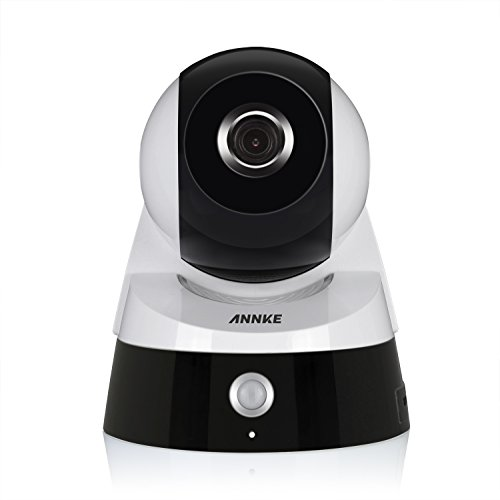 Annke HD 1080p Wireless Wi-Fi Camera with 2-Way Audio, 2.0MP Sensor, and Infrared Motion Detection Review