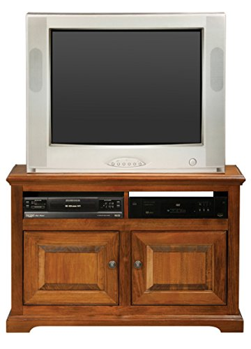 Traditional Wide Tv Stand - Eagle Savannah Wide Screen TV Cart, 40