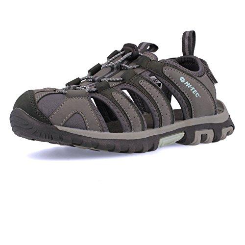 Bay Grey Walking Women's Shoes Hi Tec 5nwqYXWt6