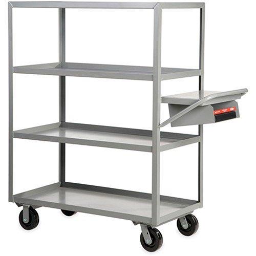 Little Giant Stock-Picking Shelf Trucks - 48