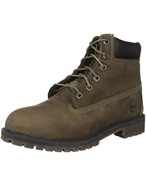 Authentic 6 Inch WP BT Stone Youths Boots - 20903 M