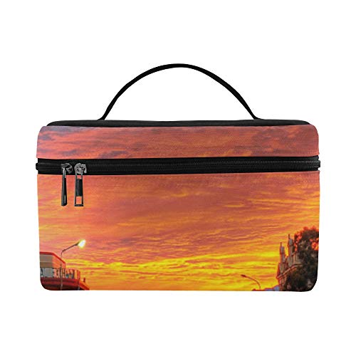 Broken Hill Mining City In The Western Island New Pattern Lunch Box Tote Bag Lunch Holder Insulated Lunch Cooler Bag For Women/men/picnic/boating/beach/fishing/school/work (Best Western Broken Hill)