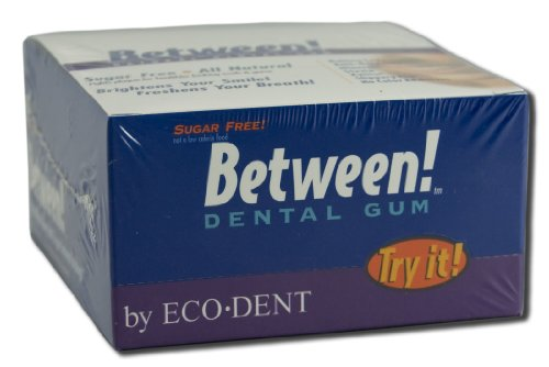 Between Dental Gum Wintergreen 12 pieces