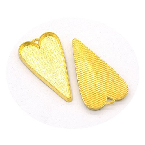 gold charm brackets - 7
