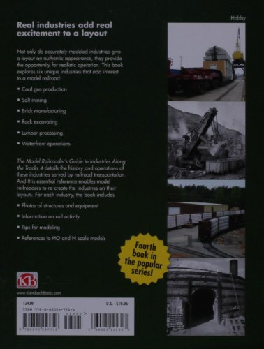 The Model Railroaders Guide to Industries Along the Tracks 4