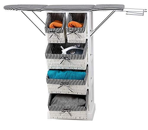 SpaceMaster Corner Housewares Ironing Board Center (38
