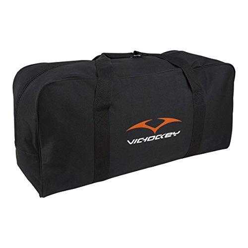 4 Youth Hockey Bag with Heavy Duty Zippers (Hockey Ccm Hockey Bag)