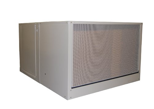 MasterCool AD1C5112 Down-Draft Evaporative Cooler with 1,750 Square Foot Cooling, 5,000 CFM by Champion Cooler