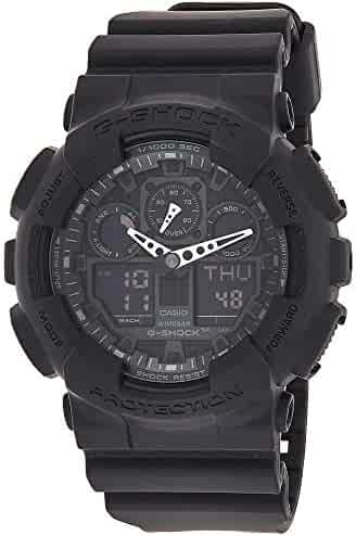 Casio G-Shock Men's Big Combi Military Series Watch, Black, One Size