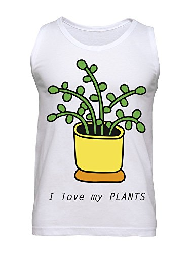 I Love My Plants Men's Tank Top