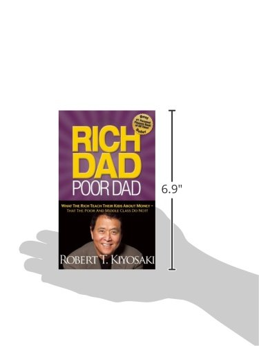 rich dad poor dad what the rich teach their kids about money that rich dad poor dad what the rich teach their kids about money that the poor and middle class do not es robert t kiyosaki libros en idiomas