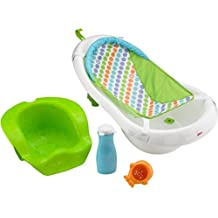 Fisher-Price 4-in-1 Sling N Seat Tub - Green