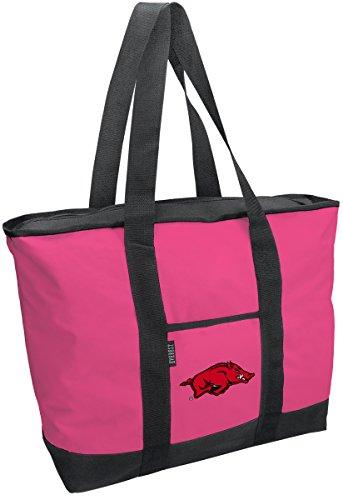 Cute University of Arkansas Tote Bag Arkansas Razorbacks Totes for Women ()