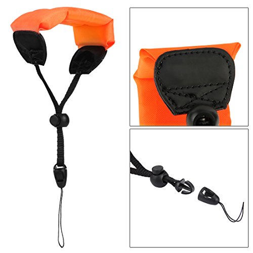 Review E-outstanding Waterproof Camera Float