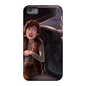 Cases-best-covers Iphone 6 Shock-Absorbing Hard Phone Cover Unique Design Trendy How To Train Your Dragon Skin [coE844zlCQ]
