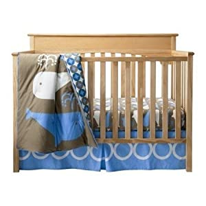 41l5dIPit9L._SS300_ Nautical Crib Bedding & Beach Crib Bedding Sets