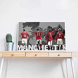 Manchester United Wall of fame