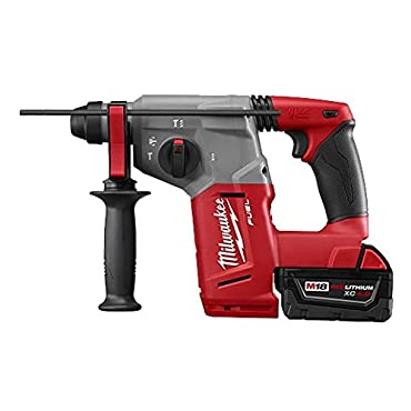 Milwaukee 2712-22 M18 Fuel 1 SDS Plus Rotary Hammer Kit