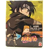 Naruto Mattel 3 Inch PVC Tree Diorama Single Figure Series 2 Sasuke [#2 of 10]