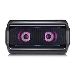 Party harder, longer. Lag's most powerful Bluetooth speaker also offers its longest-lasting rechargeable battery, for up to 20 hours of playback. The splash-resistant PK7 with Meridian Audio technology for richer bass, clearer vocals and 24-b...