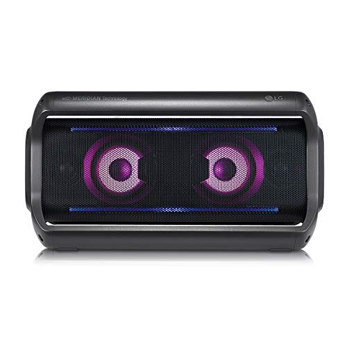 LG PK7 Portable Bluetooth Speaker with Meridian Technology (2018)