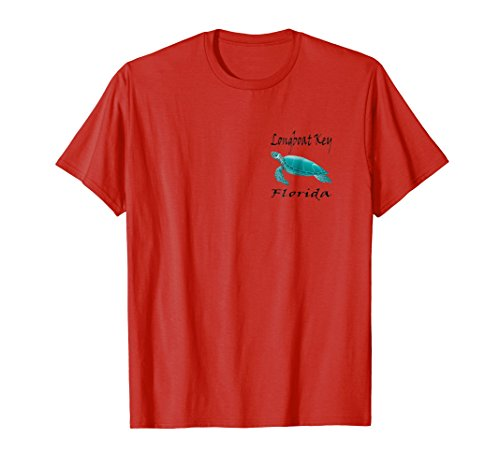 (Longboat Key Florida Sea Turtle T-Shirt)