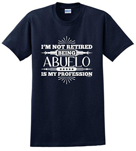 Retired Retirement Spanish Grandpa T Shirt