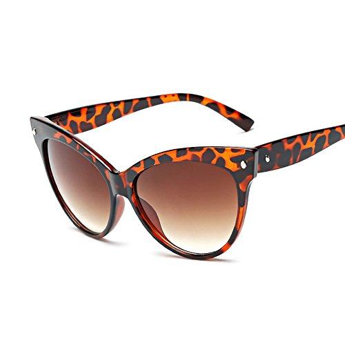Color Winwintom sol Hombres Unisex Moda de Aviator A gafas Espejo Mujeres gafas lente Retro Vintage wpw1xOrq4