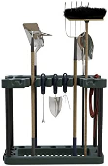 Stalwart Rolling Garden Fits 40 Tools Storage Rack Tower (Model: 75-ST6010)