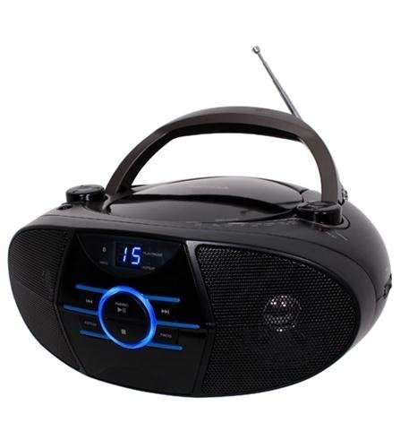 SPECTRA MERCHANDISING AM/FM Stereo CD with Bluetooth- Ambient / JEN-CD-560 /