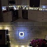 Uigos LED Night Light Lamp with Smart Sensor Dusk