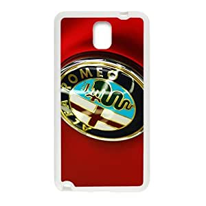Happy Alfa Romeo sign fashion cell phone case for Samsung Galaxy Note3