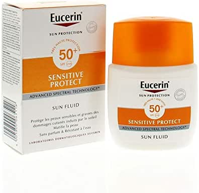 Eucerin Sun Protection Sun Mattifying Fluid SPF 50+ 50ml by Eucerin