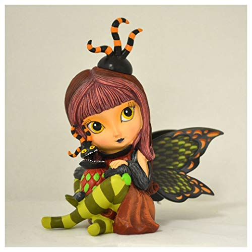 Bradford Tim Burton Nightmare Before Christmas Figurine by Jasmine Becket Griffith: Harlequin by The Hamilton Collection ...