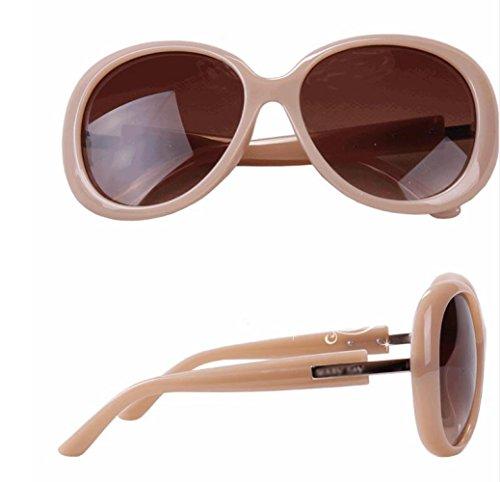polarizadas BXH sol de sol sol moda Gafas sol de de Gafas de mujer de de gafas de sol B Gafas B Gafas solar de XLFF protección dtqwzt