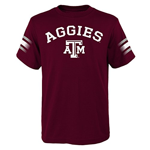 (NCAA by Outerstuff NCAA Texas A&M Aggies Youth Boys