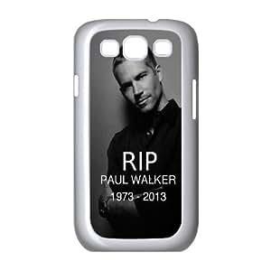 GGMMXO Paul Walker Phone Case For Samsung Galaxy S3 I9300 [Pattern-1]