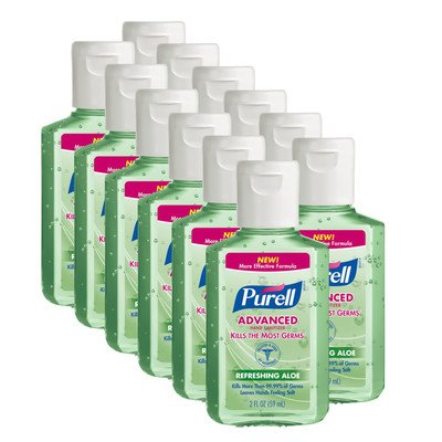 Purell Hand Sanitizer With Lotion - 6