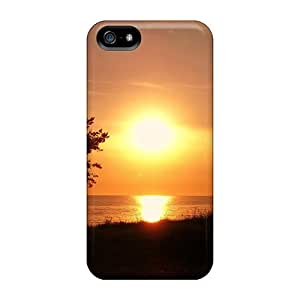 New Cute Funny Sunset Singapore Case Cover/ Iphone 5/5s Case Cover