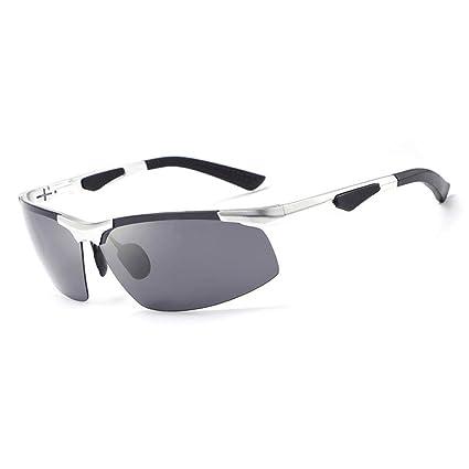 Sunglasses LWS L.W.SURL Moda Gafas de Sol polarizadas ...