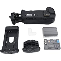 DSTE Pro MB-D10 Vertical Battery Grip + 2x EN-EL3E for Nikon D300 D300S D700 D900 SLR Digital Camera
