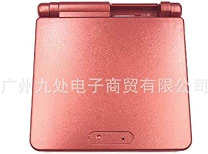 LANYAOWEN GBA SPのゲームコンソールのカバーケースのための任天堂ゲームボーイアドバンスSP用NEW限定版フルハウジングシェルの交換 (Color : 5)