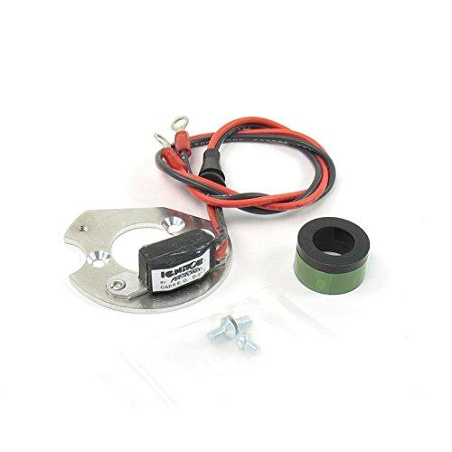 Pertronix Ignition Electronic (Pertronix Ignitor Conversion Kit #1761: Point to Electronic Distributor Conversion Kit, Ignitor, 12 Volt, Hall Effect)