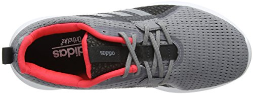 Femme De Adidas Red Three Three shock Gris Running grey 0 Element V grey Chaussures qtXwFXrS