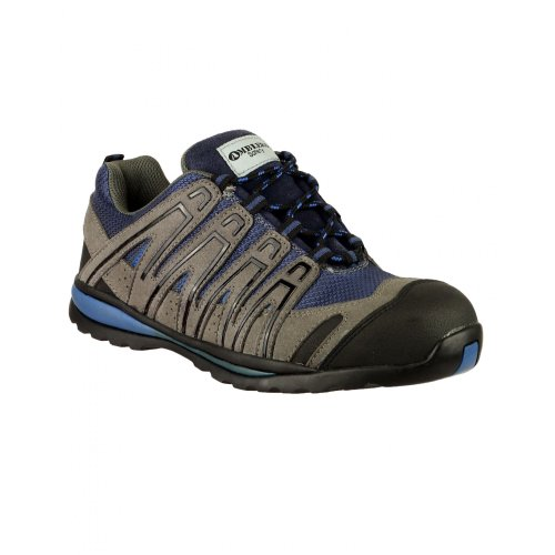Trainer Safety Blue Safety Trainers Mens Amblers FS34C q1wZAvxvt