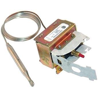 PITCO p5047213 termostato de seguridad LCH, 5/16 x 3 – 5/8